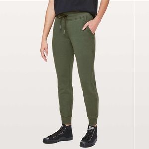 Lululemon Warm Down Jogger II